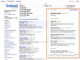 Indeed Find Resumes Stunning 214 IndeedEng Building Indeed Resume Search Customer Service Sample