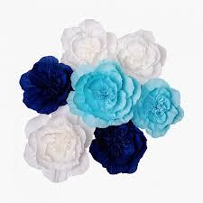 Paper Flower Archway Crepe Paper Flower Decorations Key Spring Com