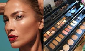 jlo has teamed up with inglot for the most amazing beauty range