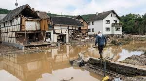 Devastating floods in Germany warn ...