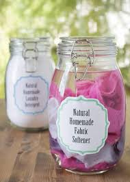 natural homemade fabric softener leaves your clothes soft and static free without leaving a chemical