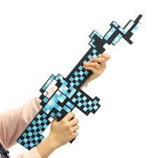 <b>EVA Mosaic</b> Military Model Diamond Sword For Kids Children ...