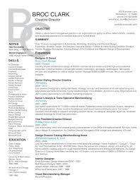 Resume Examples For Creative Director Resume Ixiplay Free Resume