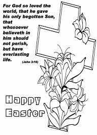 Bible Easter Coloring Pages 25 Religious Easter Coloring Pages Free