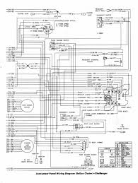 93 dodge spirit wiring circuit and wiring diagram instrument panel wiring diagram of 1970 dodge challenger