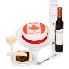 canadian cake ice wine