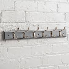 Wall Mounted Coat Rack Maine Furniture Co Heritage Wooden Wall Mounted Coat Rack With 100 9