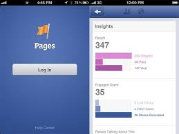 facebook pages manager insights