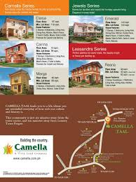 now open for camella homes taal batangas location map