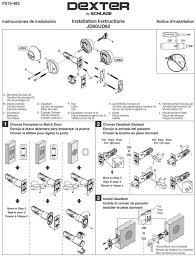 Schlage parts diagram backyards door handle handles lock garage