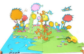 the lorax pop up
