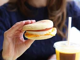 7 fast food chains with weight watchers friendly breakfasts
