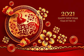 We hope you enjoy our growing. Year Of The Ox 2021 Images And Wallpaper Year Of The Cow Chinese New Year Zodiac Chines New Year