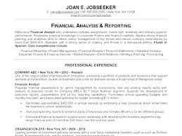 Sample Profile For Resume Sample Resume Profiles Examples Of Profile