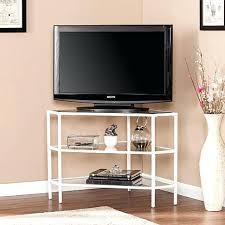 cornor tv stand metal glass corner stand white corner tv stand with fireplace sauder corner