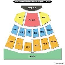 Cmac Virtual Seating Chart Darien Lake Performing Arts Center Seating Performing Arts