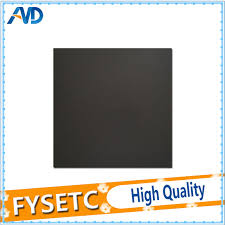 heated bed sheets. Simple Bed 2pc 400x400mm Frosted Heated Bed Sticker Printing Build Sheets Plate  Tape Platform With 3M To T