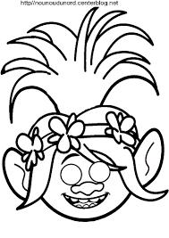 Masque Les Trolls Poppy D Autres Mod Les Imprimer Cliquez Sur