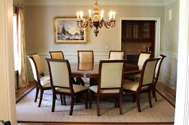 6 person dining table modern round dining table for interior design 6 person round dining table