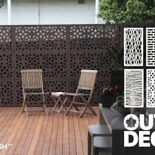 outdeco garden screens marakesh