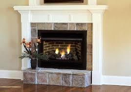 fireplace propane gas logs ventless