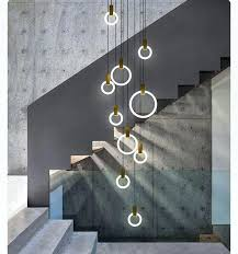 full image for unique light fixtures chandeliers unique lighting lighting design lighting ideas stair lighting track