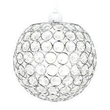 crystal ball chandelier modern acrylic crystal ceiling pendant light shade jewel ball chandeliers decor ursula large