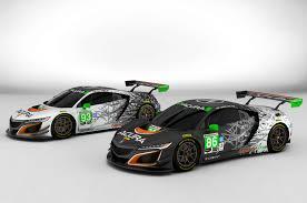2018 acura nsx 3 2.  acura acura nsx gt3 michael shank racing liveries 01 1 to 2018 acura nsx 3 2