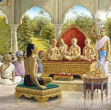 Царь, украсивший Землю | bhaktivaibhava