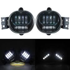 2012 Dodge Durango Fog Light Bulb Replacement Led Fog Light Plug In Paly For 2002 2008 Dodge Ram 1500 2500