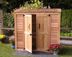 cedar garden shed. Contemporary Garden Outdoor Storage Shed To Cedar Garden E