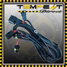 hid xenon conversion kit 9006 9005 relay wiring harness sportiva motors hid xenon conversion kit single beam relay wiring harness plug for h1 h3
