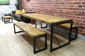 industrial themed furniture. Brilliant Industrial Industrial Themed Furniture Style Dining Table  Interiors Singapore   On Industrial Themed Furniture D