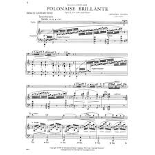 wagon wheel sheet music polonaise brillante op 3 chopin frederic cello and piano