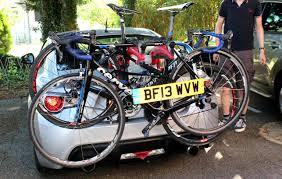Saris Bones 3 Bike Car Rack Review Road Cycling Uk