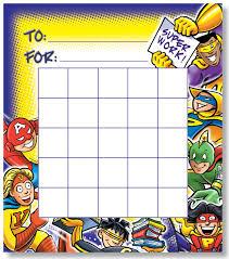 North Star Teacher Resources Ns2210 Superheroes Mini
