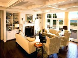 arranging living room furniture around a fireplace living room furniture arrangements modern mid century living room