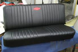 truck bench seat covers chevy velcromag front trucks velour