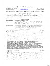 Android Developer Resume For Fresher Testing Tools Objective