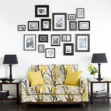 cheap decorating ideas for living room walls inspiring worthy wall