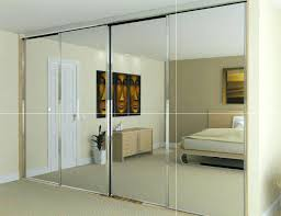 wardrobes mirrored glass wardrobe bedroom sliding closet doors simple for bedrooms smoked design