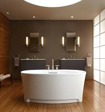 kohler free standing bathtub build in shelves at cool bathroom design plus freestanding tubs and tall