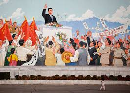 what it was like to teach essay writing to n college  pyongyang mural