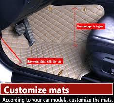 car seats car mats and seat covers custom seven seats floor non slip foot