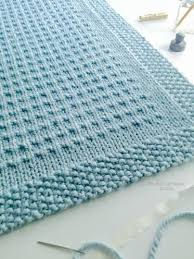 Baby Blanket Knitting Patterns