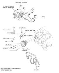 repair guides power steering pump removal installation power steering pump mounting 4 7l engine