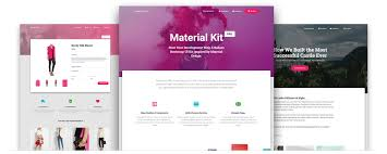 Bootstrap Material Design Example Bootstrap Material Design The Most Popular Html Css And