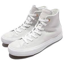 converse chuck taylor all star ii 2 leather white women shoes sneakers 555955c