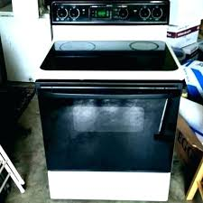 electric stove top cleaner glass top electric stove broken intended for range cleaner cleaning tool care
