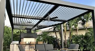 outdoor roofing pergolas dean s